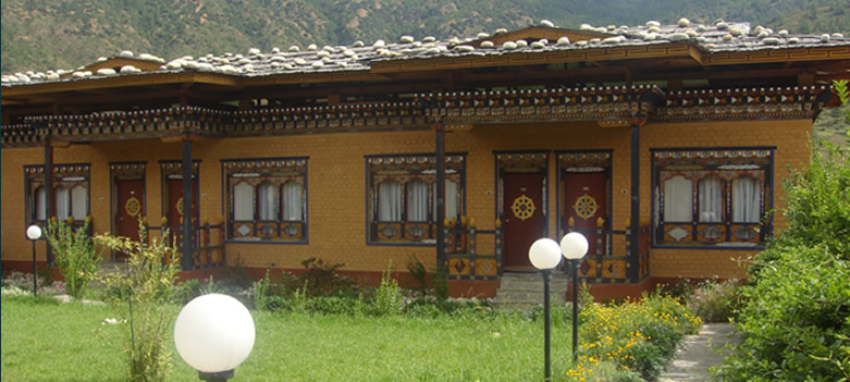 Bhutan-Janka Resort